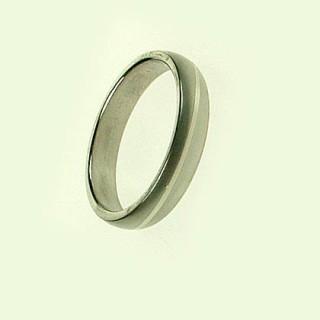 Ocelový prsten SELJR086