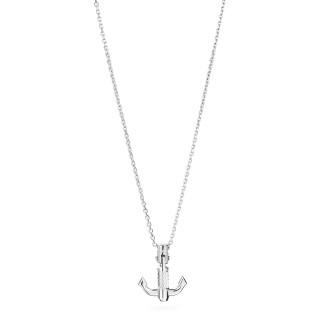 Oceľový náhrdelnik Brosway Bounty BOU02