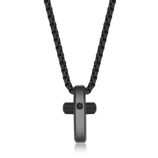 Pánský náhrdelník Brosway Crux BRX14