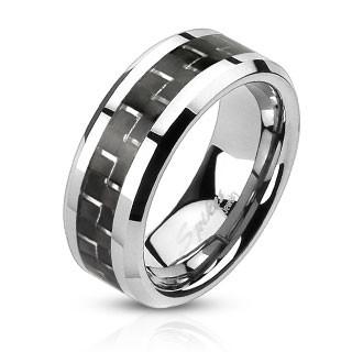 Ocelový prsten Spikes 2313