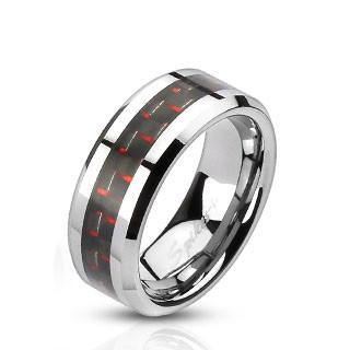 Ocelový prsten Spikes 2315
