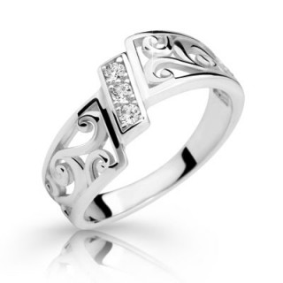 Prstýnek stříbro 2374
