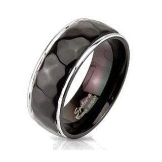 Titanový prsten Spikes 3254