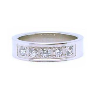 Ocelový prsten SEKR037