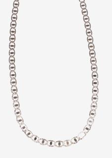 Stříbrné řetízky dámské 302393