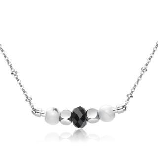 Dámský ocelový náhrdelník Brosway Tres Jolie BTJMS663