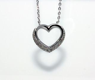 Náhrdelník srdce 306985