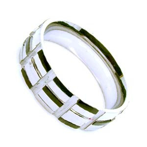 Ocelový prsten SEJR1731-B