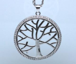 Strom života na řetízek 307397