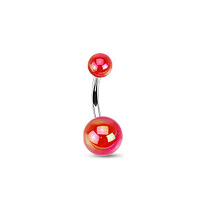 Piercing pupiku 1103 - Red