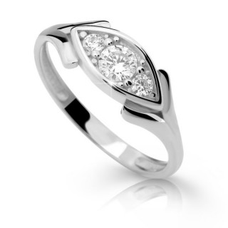 Stříbrný prsten 2329