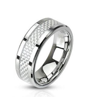 Ocelový prsten Spikes 2314