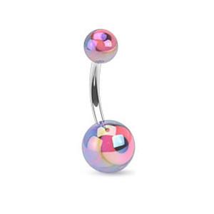 Piercing pupíku 1107- Rose