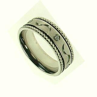 Ocelový prsten SELJR1014