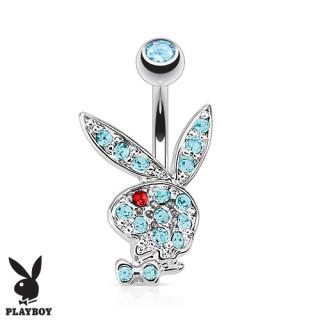 Piercing do břicha Playboy 003QR